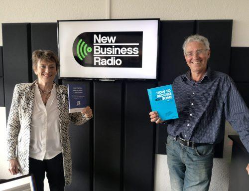 Aankondiging Masterclass Groeivermogen in New Business Radio: Dit wil je niet missen!
